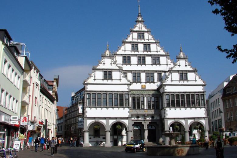 Einladung zum Frühlingsfest in Paderborn 2016